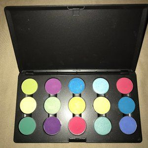 Custom MAC Palette with 15 Shadows
